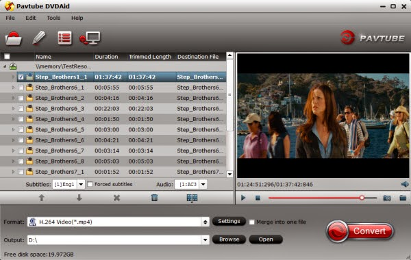 DVD Rental Ripper