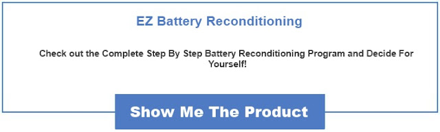 EZ Battery Reconditioning Program Course Review
