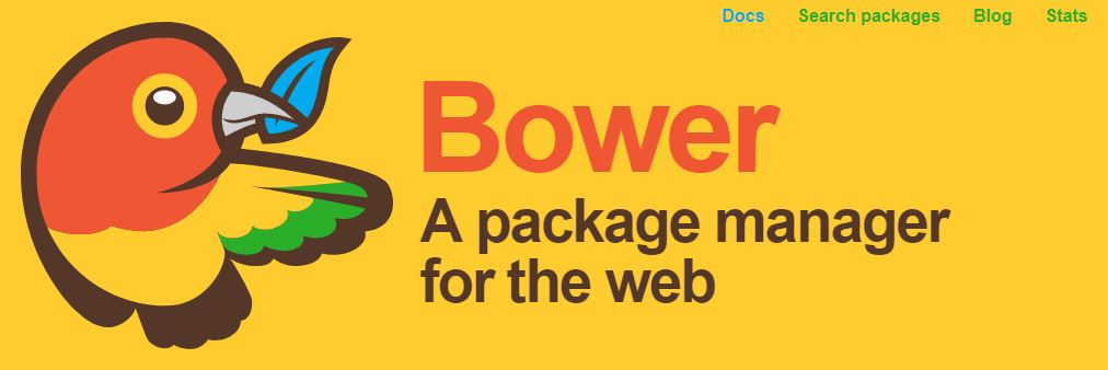 Bower opensource package manager