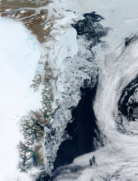 Researchers calculate decades of 'scary' Greenland ice melting