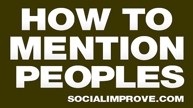 how-to-mention-peoples