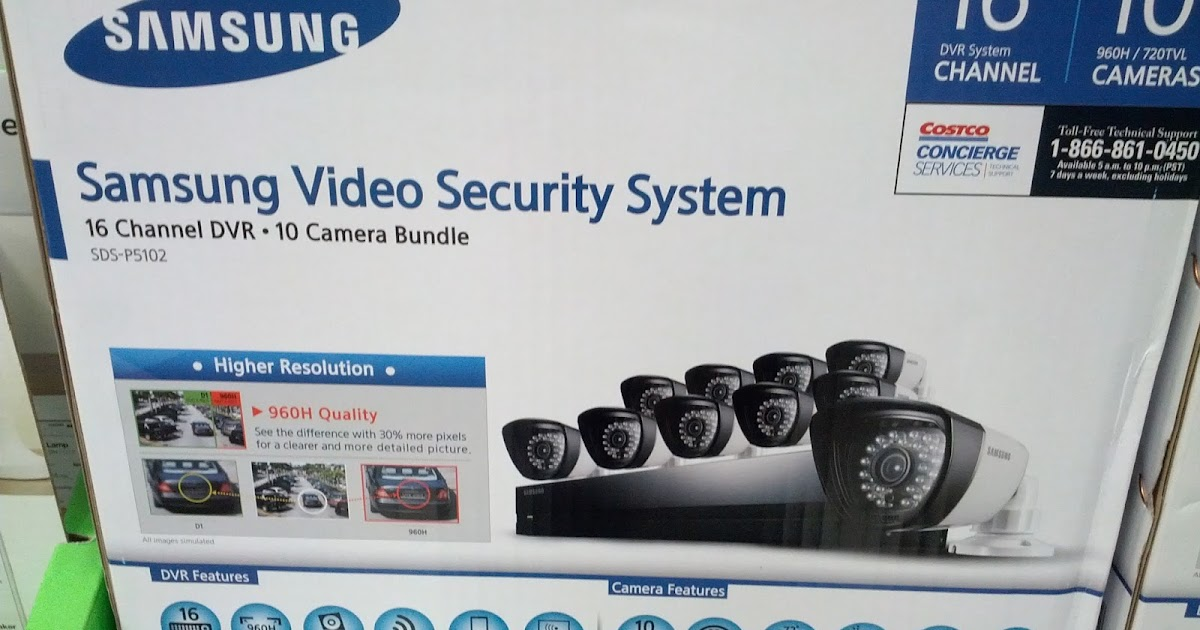 Best Security Camera System 2020 Costco Surveillance Systems   Best Car News 2019 2020 by