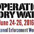 Law enforcement cracking down on BWI this weekend for 'Operation Dry Water'