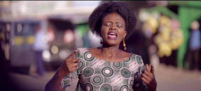 Eunice Njeri - Tambarare Video