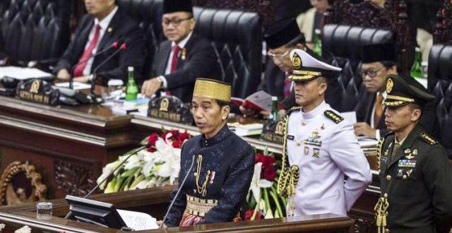 PIDATO KENEGARAAN PRESIDEN REPUBLIK INDONESIA DALAM RANGKA HUT KE-72 PROKLAMASI KEMERDEKAAN REPUBLIK INDONESIA DI DEPAN SIDANG BERSAMA DEWAN PERWAKILAN DAERAH REPUBLIK INDONESIA DAN DEWAN PERWAKILAN RAKYAT REPUBLIK INDONESIA