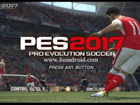 UPDATE PES Army 2017 PPSSPP PSP ISO + Save Data