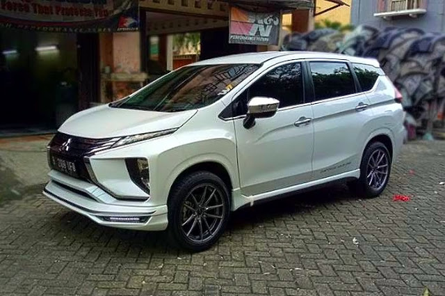 body kit mitsubishi xpander