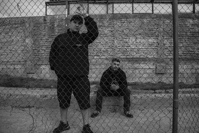 "Estrictamente Hip Hop: Menesed & Dj Ropo presentan ""Break Ya' Neck"" (Album) 2020 [Chile]"