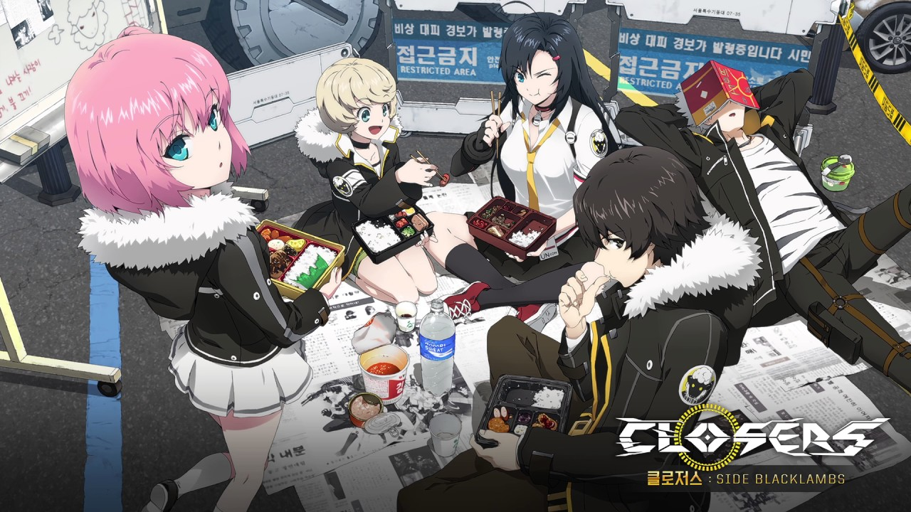 Online Download Anime Tong Ling Fei English Sub: Opening & Ending Closers Side Black Lambs