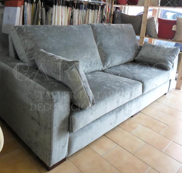Transformación de sofá - Después 2