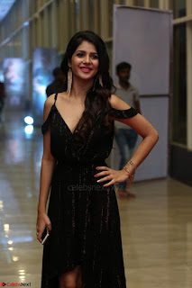 Kashish Vohra at Rogue Movie Audio Launch ~  (62).JPG