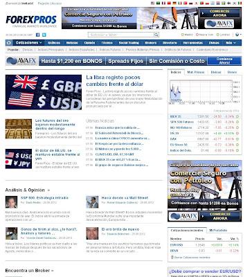 Forexpros c