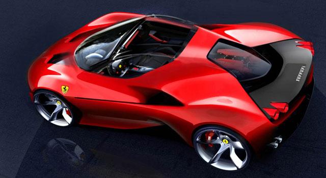 Ferrari Driver Chases Ferrari's 1,000-HP Hybrid Prototype | ...