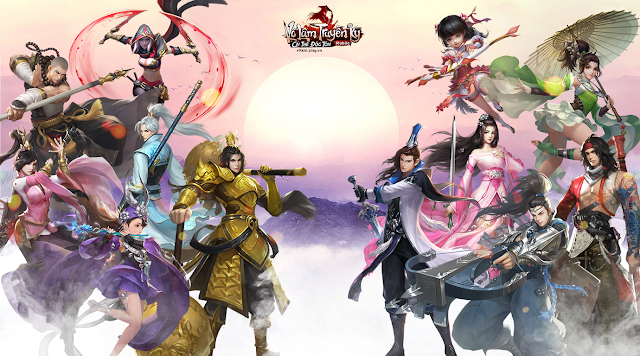 Share PSD game Võ Lâm Truyền Kỳ mobile cực đẹp