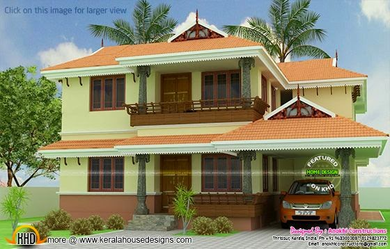 House Kerala model