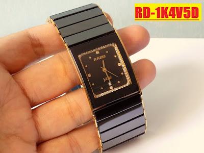 Đồng hồ nam mặt vuông RD 1K4V5D