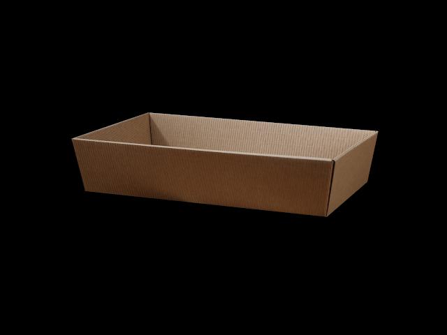 koszyk kartonowy na prezenty