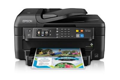 Epson WF-2660 Download Treiber Windows Und Mac