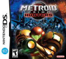 Metroid Prime: Hunters ( BR ) [ NDS ]