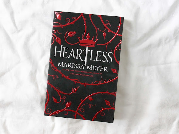 [Rezension] Heartless - Marissa Meyer