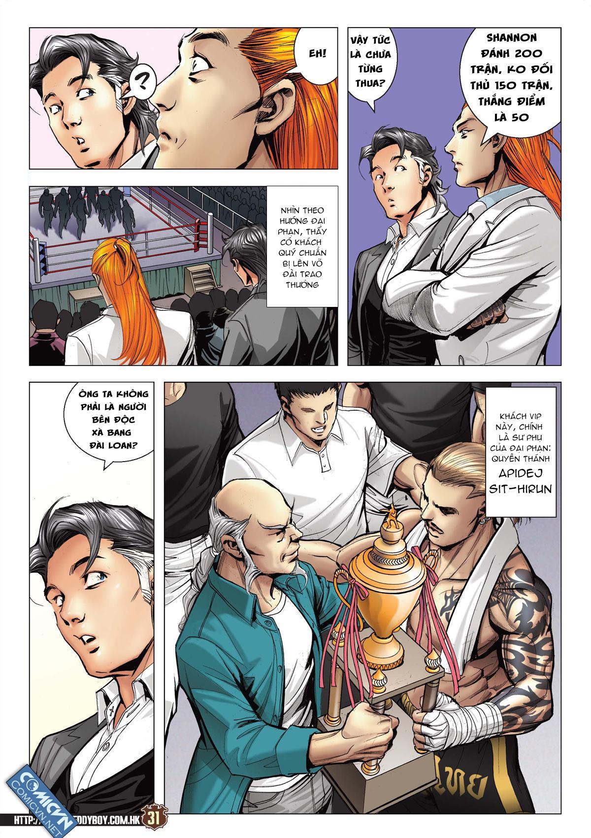 Người Trong Giang Hồ chapter 2113: cự tinh chi chiến trang 28