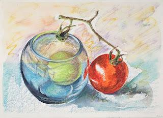 Trudy Forney watercolor pencil