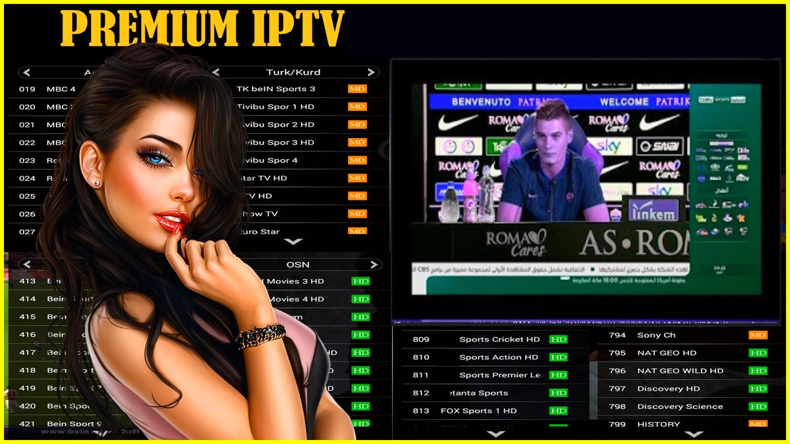 Iptv droid premium apk | IPTV APK: 17+ Best Free IPTV Player APK For