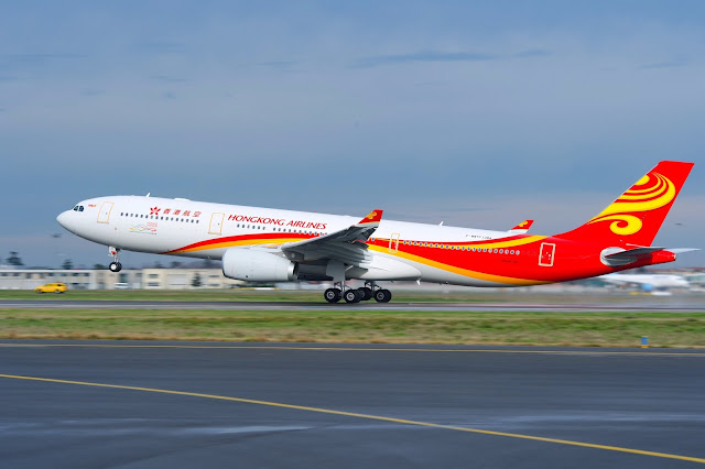 hong kong airlines airbus a330-300