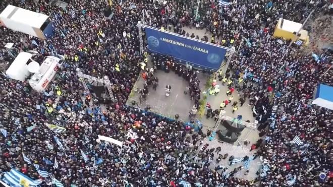 Ν. Λυγερός - Η δύναμη του Συλλαλητηρίου #συλλαλητήριο #σκοπιανό