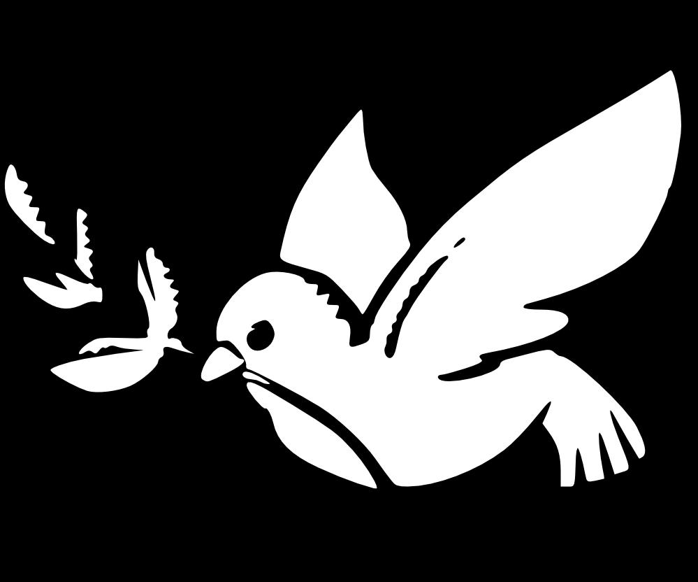 Desenhos De Paz Para Colorir Pintar Imprimir Pombas Da Paz