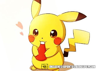 imagenes de pikachu