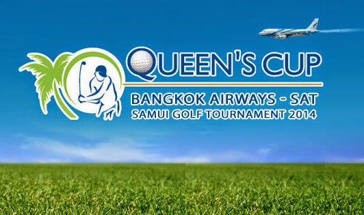 6th Queen's Cup Golf tournament on Koh Samui