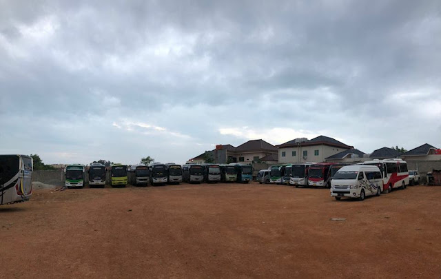 Tanjung Pinang Coach Rent