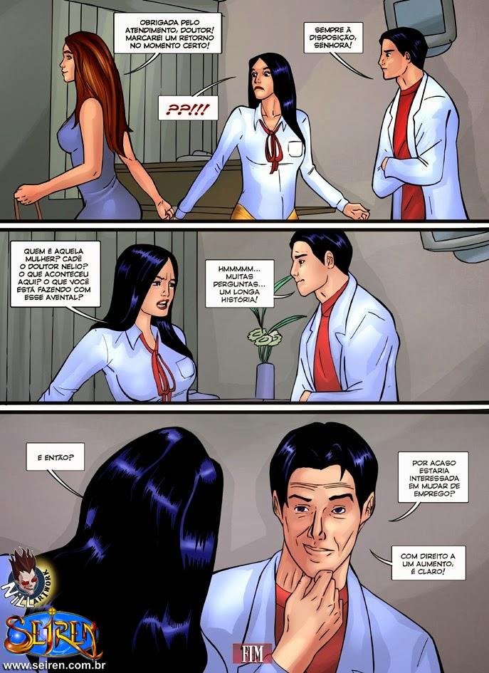 Hentai seiren - o médico assistente