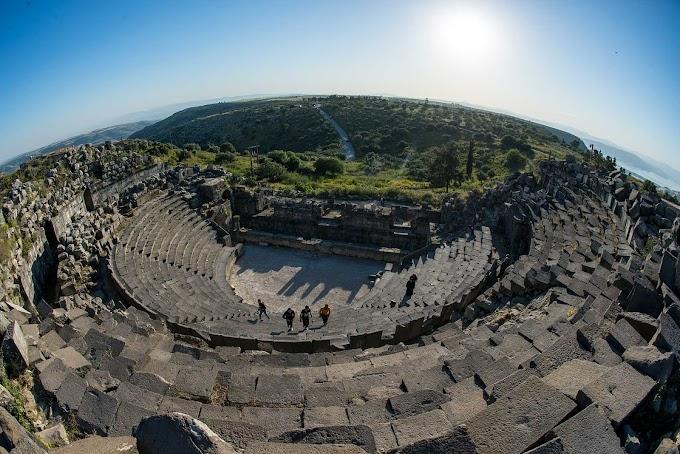 Γάδαρα:Η αρχαία ελληνική πόλη στη Δεκάπολη της Κοίλης Συρίας.