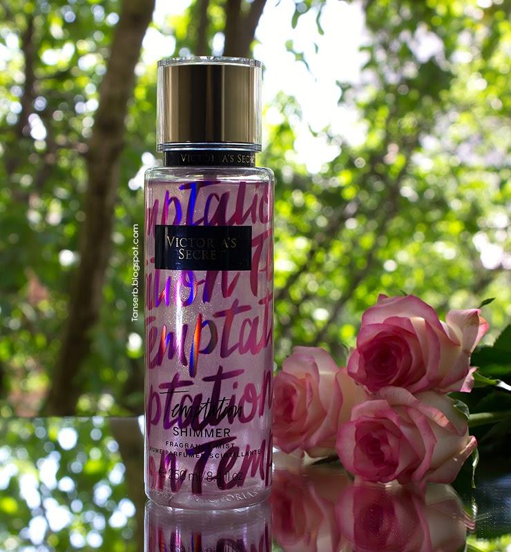 Victoria's Secret Temptation  Shimmer Fragrance Mist