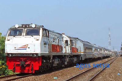 Jadwal KA Stasiun Solo Balapan