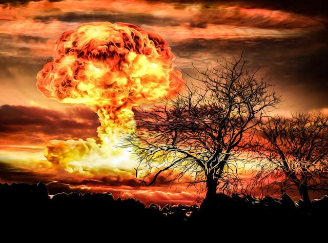 nuclear bomb explosion 14787960865LB - 3 coisas que poderão acabar com a humanidade, segundo Stephen Hawking