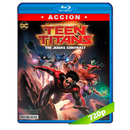 Teen Titans: El contrato de Judas (2017) BRRip 720p Audio Dual Latino-Ingles
