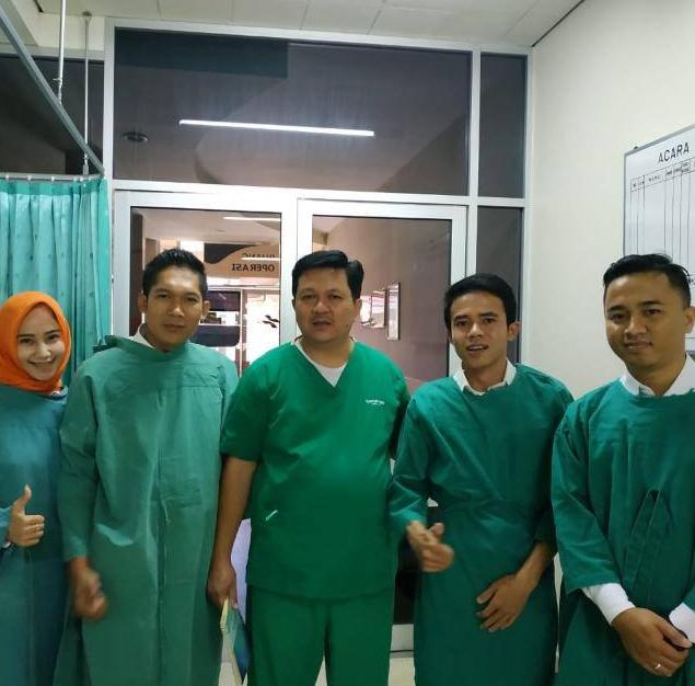 Membangun Rumah Sakit Umum Berlian Kasih