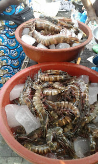 Prawns (Sea food)