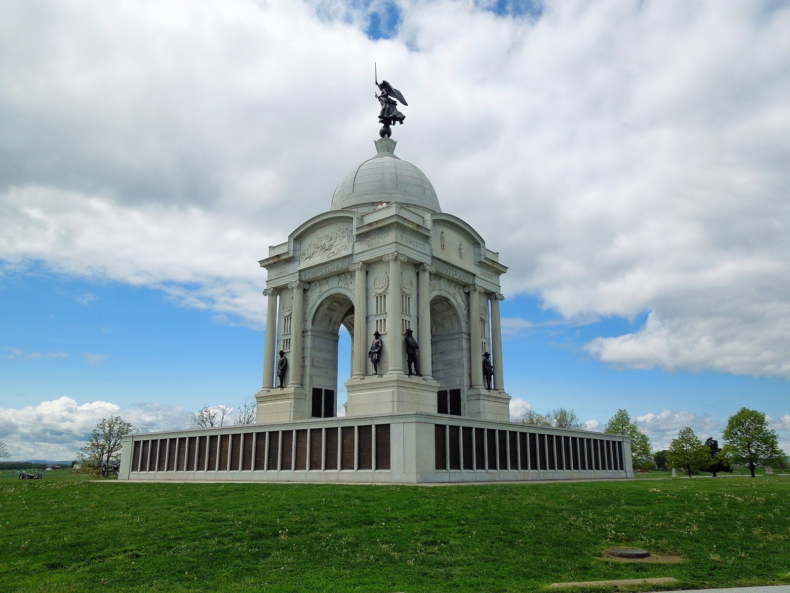 focusing on travel gettysburg national military park u s civil war site