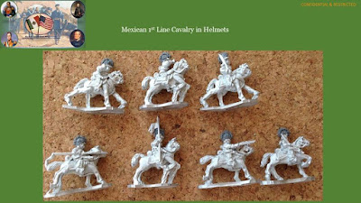 1st Mexican Line Cavalry