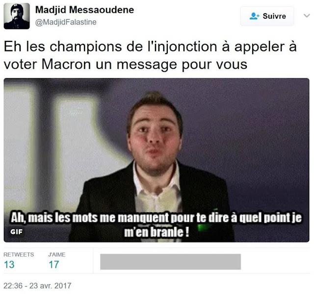 Madjid Messaoudene exprime son opinion pour les élections présidentielles