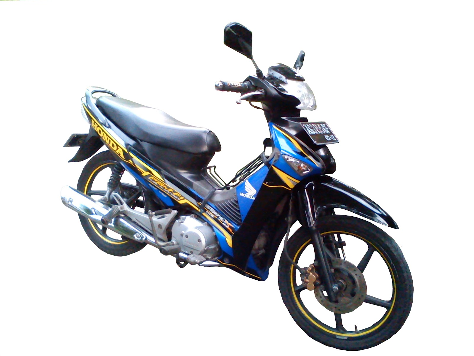 Honda Pgm Fi 125 Fuel Injection Sepeda Motorku Motorcycle Review