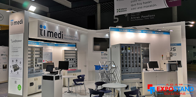 Exhibition Stand Builders Netherlands : Exhibition stand builders spain