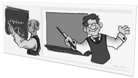 gambar guru yang disenangi siswa