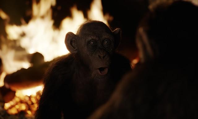 """Vídeos inéditos de """"Planeta dos Macacos: A Guerra"""" apresentam novos personagens"""