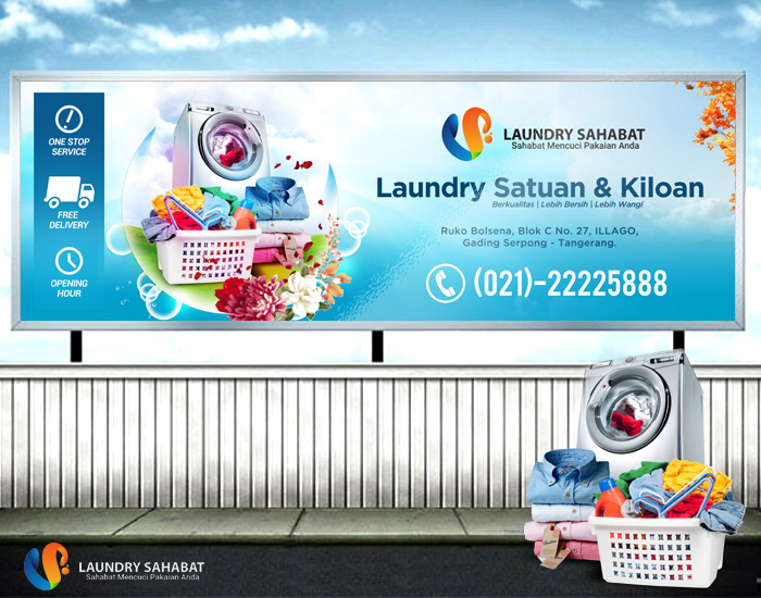Perbedaan Spanduk Banner Billboard Baliho Poster Brosur Shop