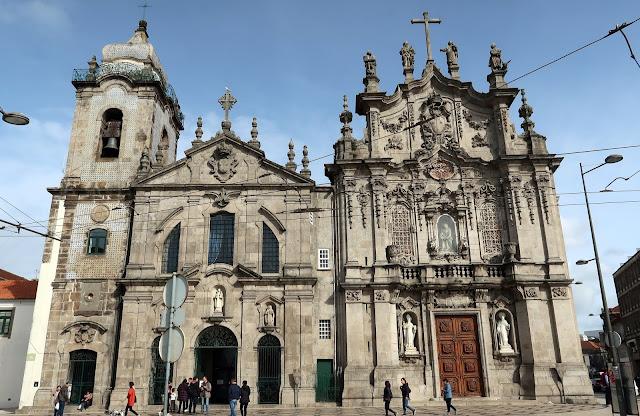igreja carmelitas